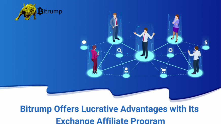 Bitrump crypto exchange affiliate program