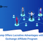 Bitrump Presents Lucrative Benefits through Exchange Affiliate Program